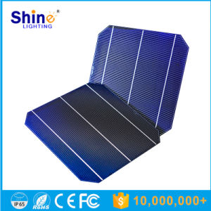 Solar Monocrystalline Cells/Solar Polycrystalline Cells A Grade with 20 Years Warranty pictures & photos