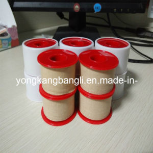 Medical Adhesive Tape Zinc Oxide Plaster with Strong Glue pictures & photos