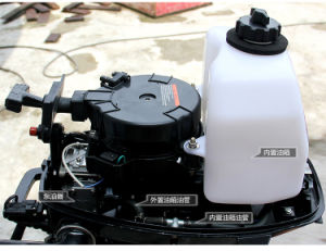 Marine 2 Stroke 15 HP Outboard Motor pictures & photos
