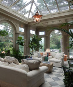 European Style Aluminium Sun Room with Different Opening Ways (TS-500) pictures & photos