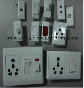 SKD Piano Small Switch and Socket Hot Sell in Bangladesh pictures & photos