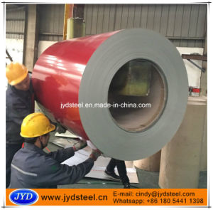 Zinc Aluminium Roofing Sheet/Color Galvalume Steel Coil/PPGL Coil pictures & photos