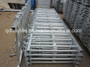 Hot Dipped Galvanised Cow Self-Lock System Headlock for Sale pictures & photos