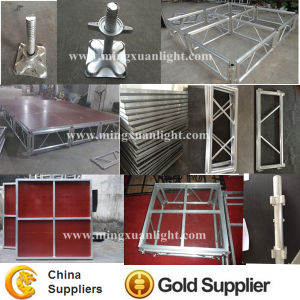 5year Warranty Outdoor Aluminum Mobile Stage (YS-1103) pictures & photos