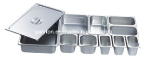 Stainless Steel Gastronorm Pans (GRT-ZC01-12) pictures & photos