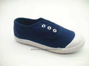 Cva Style Cute Injection Canvas Kids Shoes (ET-AL160194K) pictures & photos