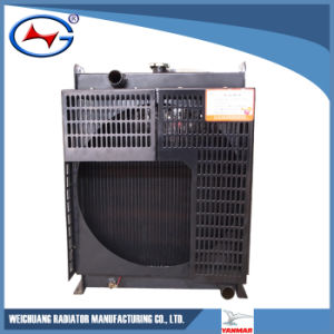 4tnv98t: High Quality Copper Radiator for Yanmer Diesel Generator Set pictures & photos