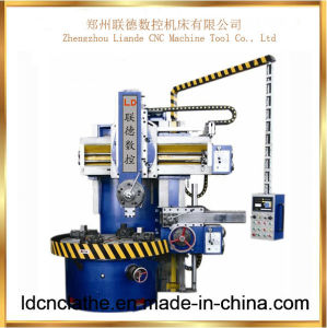 Chinese Manual High Quality Vertical Lathe Machine Price C5112 pictures & photos