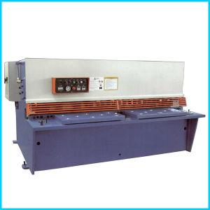 Hydraulic Swing Beam Shear QC12y-20X4000