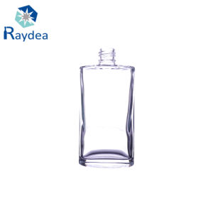 120ml Custom Flask Glass Bottle in Flint Glass pictures & photos