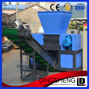 Wast Truck/Car Tire Shredding Equipment pictures & photos