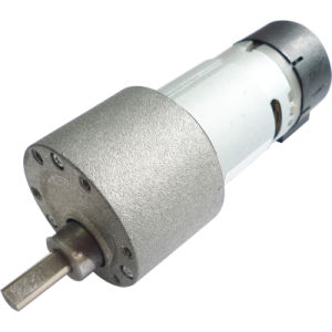 China 37mm 12 volt dc geared motor with encoder china 12 for 12 volt dc gear motor
