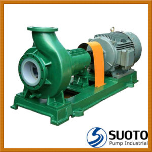 Anti-Corrosion PTFE Lined Chemical Pump pictures & photos