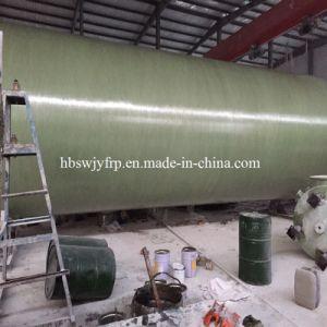 High Quality FRP GRP Liquid Bulk Tanks pictures & photos