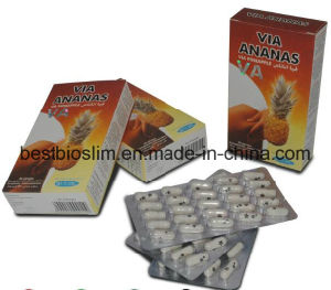 Via Ananas Weight Loss Slimming Capsule Diet Pill pictures & photos