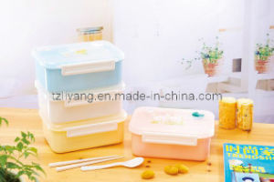 Transfer Printing Film for Plastic Lunch Box pictures & photos