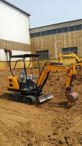2 Ton Small Mini Cheap Price Ce Crawler Digger Excavator pictures & photos