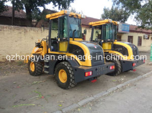 Hot Sale 1.6ton Tractor Loader with TUV Certificate pictures & photos