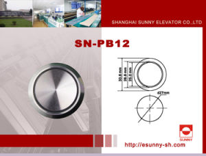 Kone Elevator Push Button (SN-PB12) pictures & photos