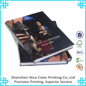 A4 High Quality Low Cost Hardcover Book Printing