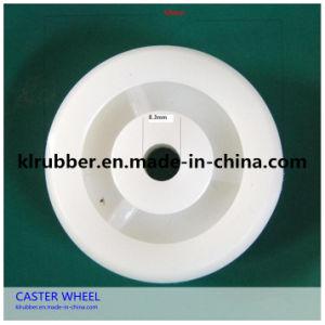White Medium Duty Nylon Wheel Castor for Trolley pictures & photos