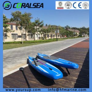 Inflatable Sup Board Type Paddle Surfing (sou 14′) pictures & photos