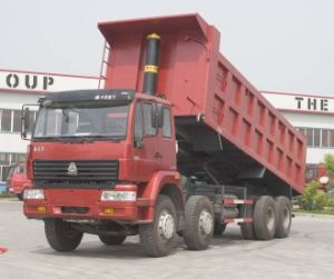 8*4 Sinotruk Swz 30t Heavy Duty Dump Truck pictures & photos