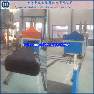 Plastic Grass Yarn Mat Extruding Machine pictures & photos