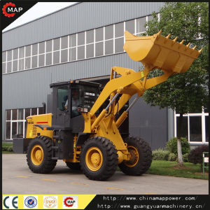 3 T Chinese Front End Wheel Loader with Deutz Engine pictures & photos