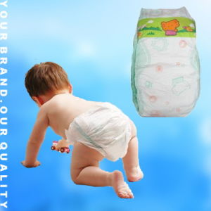 Fluff Pulp Disposable Baby Diapers pictures & photos