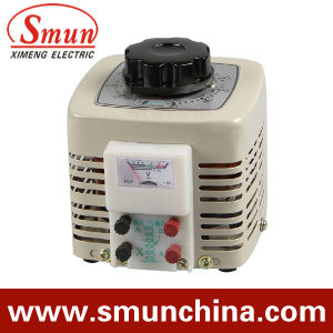 15kVA Single Phase 220VAC Input Contract Voltage Regulator 0~250VAC Output pictures & photos