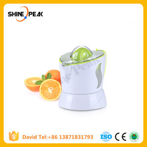 Plastic Mini Manually Fruit Citrus Juicer pictures & photos