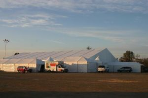 40m X 100m Heavy Duty Event Tent (WM-DPT40M/100/5M) pictures & photos