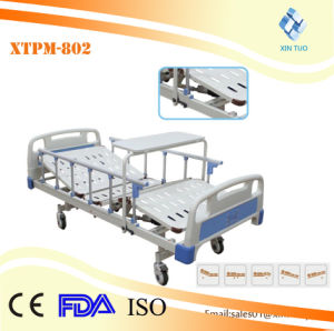 electric Motor Foldable Medical Electric Equipment Bed pictures & photos
