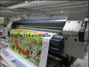 New Model 3.2m Dual Head Eco Solvent Printer pictures & photos