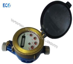 Multi Jet Full Liquid Sealed Class C Water Meter with Accurate Measuring pictures & photos