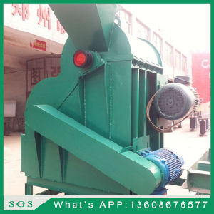 Doulb Pole Shredder for Semi Wet Materials Sjfs-40 pictures & photos