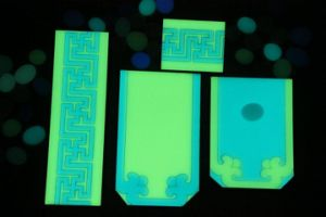 Glow-in-Dark Wall Tiles pictures & photos