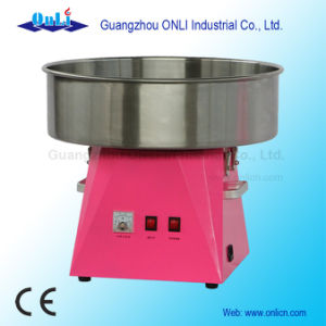 Food Machinery Candy Floss Machine pictures & photos