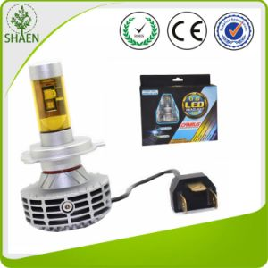 Wholesale Plug and Play 30W High/Low Beam Fanless LED Headlight pictures & photos