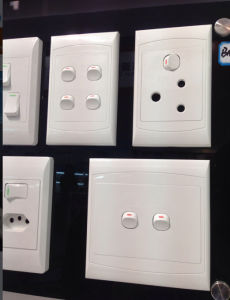 High Quality South Africa Switch Socket pictures & photos