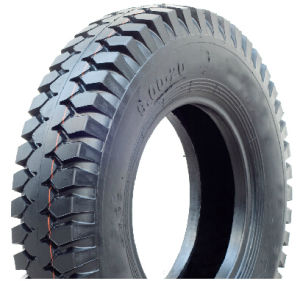 9.00-20 with Inner Tube, Truck Tyre with Deep Tread, off Road Tyre for Mining pictures & photos