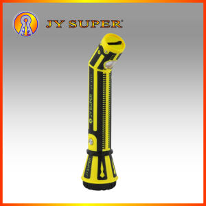 Jy Super 3W Emergency LED Rechargeable Flashlight for Outdoor (JY-3737)