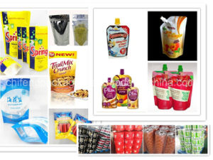 Plastic Bag for Packaging of Coffee pictures & photos