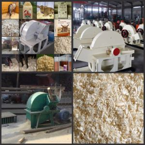 Professional Manufacture Wood Log Crusher with Ce pictures & photos