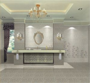 Inner Decorataive Bathroom Ceramic Tile From Foshan Factory pictures & photos