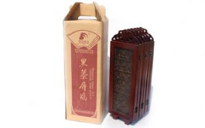 Mini Screen Hunan Dark Tea Brick (Chinese Thirty-Six Stratagems pattern) pictures & photos