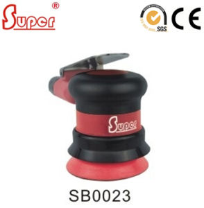 150mm Sanding Pad Central Vacuum Pneumatic Sander with 5mm Orbit pictures & photos