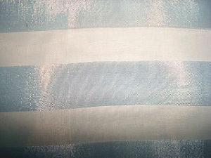 Polyester Colourful Stripe Fabric pictures & photos