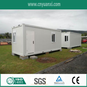 Single Unit Prefabricated Office Container for Farm Management in Mengolia